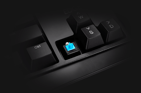MECHNICAL SWITCHES  KAILH BLUE
