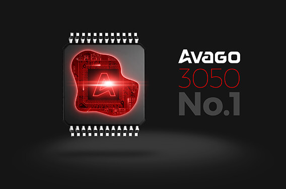 AVAGO 3050 OPTICAL ENGINE