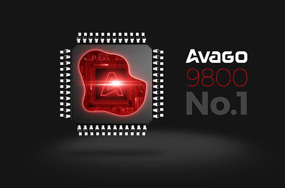 SENSOR AVAGO 9800